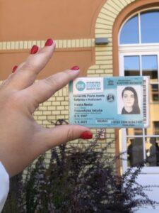 Студентський квиток який надає пільги на всій території Європи