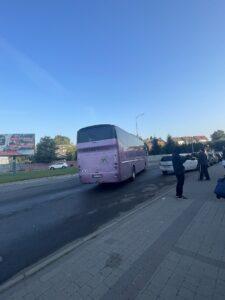 Студенти вирушають на кордон зі Словаччиною